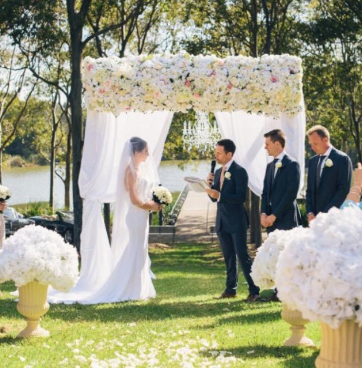 Decadent weddings, Laura Wedding Stylist